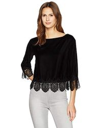 Bailey 44 - Fade To Black Top - Lyst