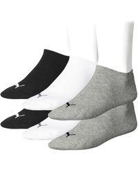 PUMA - Calzini sportivi unisex per Sneakers - Lyst