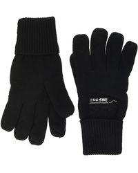 Superdry Orange Label Glove Gants - Noir
