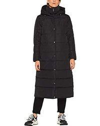 Esprit Collection Collection 109eo1g003 Coat - Black