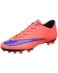 size 40 fc049 84448 Nike - Mercurial Victory V Ag Football Boots - Lyst