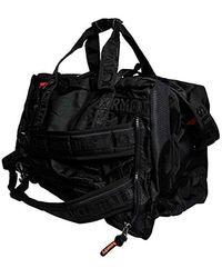 Superdry Bag M91002jq 16a Montana Weekender - Black