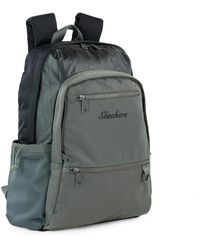 Skechers Casual Backpack Laptop Compartment Inside. Perfect For Everyday Usage. Practical - Multicolour