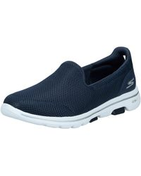 Skechers Go Walk 5 - Azul