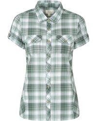 Mountain Warehouse Short Sleeve Ladies - Green