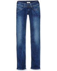Pepe Jeans Jean Femme - Bleu