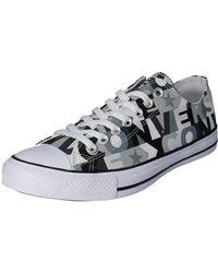 Converse - Black - Lyst
