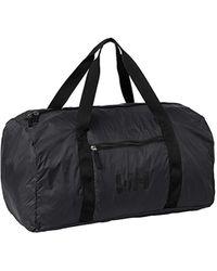 Helly Hansen - New Packable Bag Borsone, 45 cm, 90 Liters, Nero (Negro) - Lyst