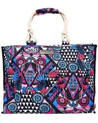 Superdry Amaya Rope Tote Bag - Blue