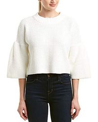 French Connection - Ellie Waffle Knits - Lyst