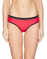 Volcom - Georgia May Jagger Modest Bikini Bottom - Lyst