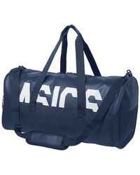 Asics Tr Core Holdall L 155005-0793 Messenger Bag 60 Centimeters 45 Blue