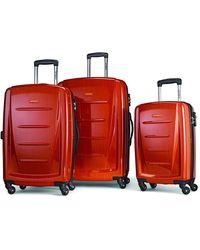 Samsonite Winfield 2 Hardside Luggage - Orange