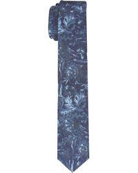 Original Penguin Mens Bimini Floral Tie