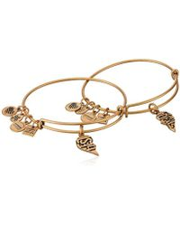 ALEX AND ANI - Charity By Design, Best Friends Set Of 2, Expandable - Lyst