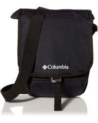 Columbia Input Side Bag - Nero