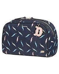 Samsonite Disney Forever Toiletry Bag 18 Centimeters 1.5 Blue (dumbo Feathers)