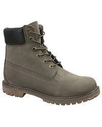 ddf45c41d69 6 In Premium Boot W A1hzm Ankle - Gray
