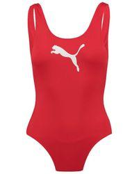 PUMA Swimsuit - Rot