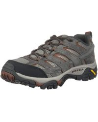 Merrell Moab 2 Vent Low Rise Hiking Boots - Grey