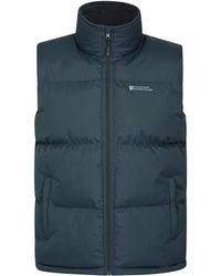 Mountain Warehouse Gilet - Ideal für den Winter Marineblau