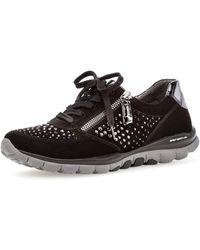 Gabor Low-Top Sneaker 36.968 - Schwarz