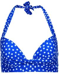 Mountain Warehouse Halter Neck Ladies - Blue