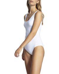 CALIDA Natural Comfort Body Modellante - Bianco