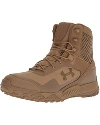 Under Armour Valsetz Rts Hiking Boots 1.5 Hard-wearing Shoes - Brown