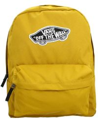 Vans REALM BACKPACK - Giallo