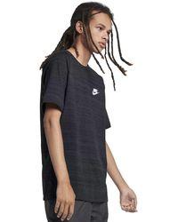 Nike Advance 15 T-Shirt - Schwarz