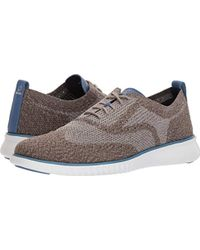 Cole Haan - 2.zerogrand Stitchlite Oxford (magnet/flash) Men's Shoes - Lyst