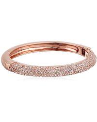 Nina - Pave B-aaron Bracelet - Lyst