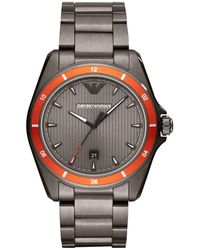 Emporio Armani Horloge AR11178 - Métallisé