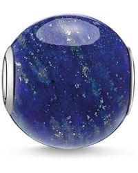 Thomas Sabo - Karma Bead Lapis Lazuli - Lyst