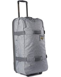 Rip Curl F-light Global Cordura Suitcases - Grey