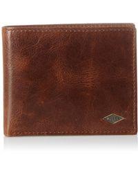 Fossil Ryan, 's Wallet, Braun - Brown