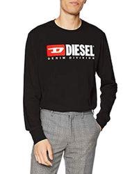 DIESEL - T-Shirt Uomo - Lyst