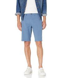 Goodthreads – Pantalón corto Oxford - Azul