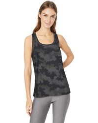 Amazon Essentials - Patterned Studio Racerback Tank Top-And-Cami-Shirts - Lyst