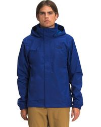 The North Face Resolve Waterproof Jacket - Blue
