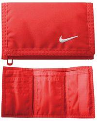 Nike , Portamonete, Arancione