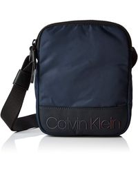Calvin Klein Shadow Mini Reporter - Azul