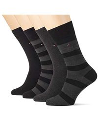 Tommy Hilfiger - 's Socks Pack Of 4 - Lyst