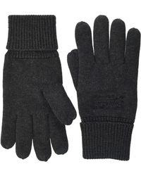 Superdry Orange Label Glove Guantes - Azul