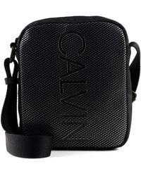 Calvin Klein Flat Pack Black - Schwarz