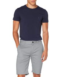 Tommy Hilfiger Tommy_jeans Tjm Essential Chino Short Straight Jeans - Grey
