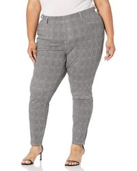 Amazon Essentials Plus Size Pull-on Knit Jegging - Grey
