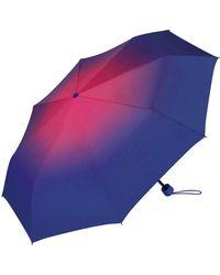 Esprit Parapluie au format sac à main - Violet