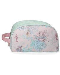 Pepe Jeans Ariel Beauty Case da viaggio 26 centimeters 4.99 Multicolore (Multicolor)